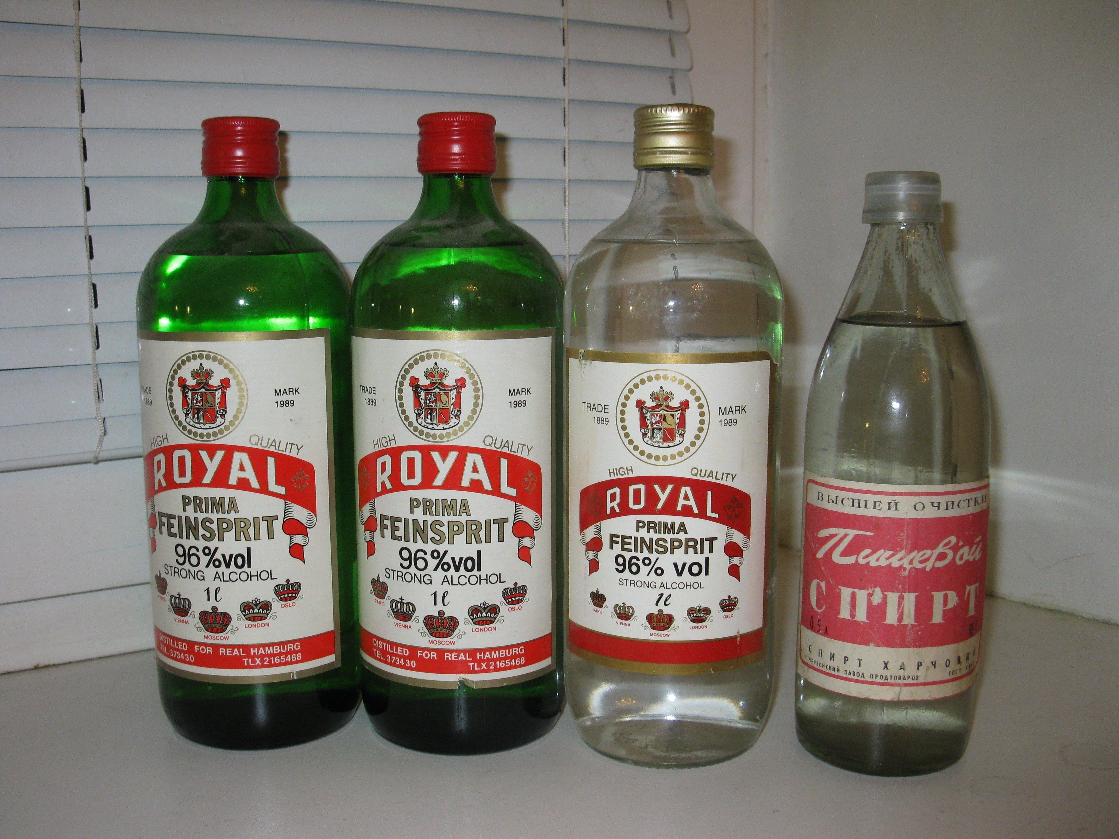 Как сделать 70% спирт из 96%спирта